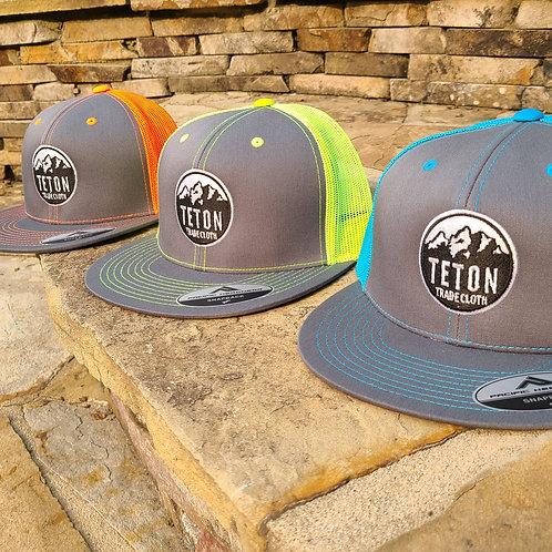 Teton Neon Hats