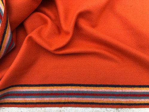 Tangerine Orange 10 Band Trade Cloth