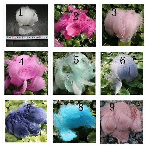 Premium Feather Florettes
