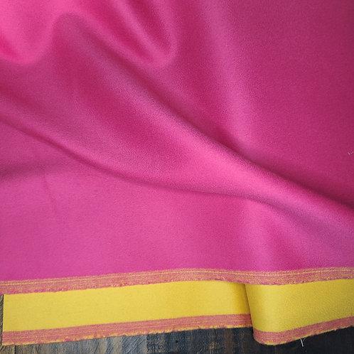 2 Tone Cashmere 100% Wool Cloth