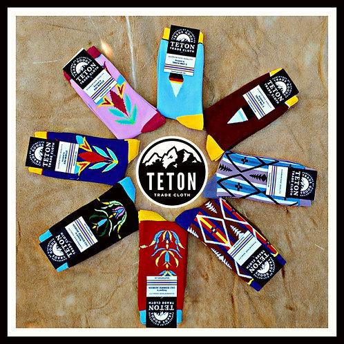 Teton Crew Socks