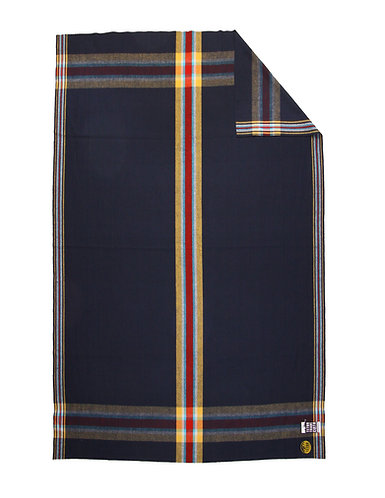 Navy 5 way blanket