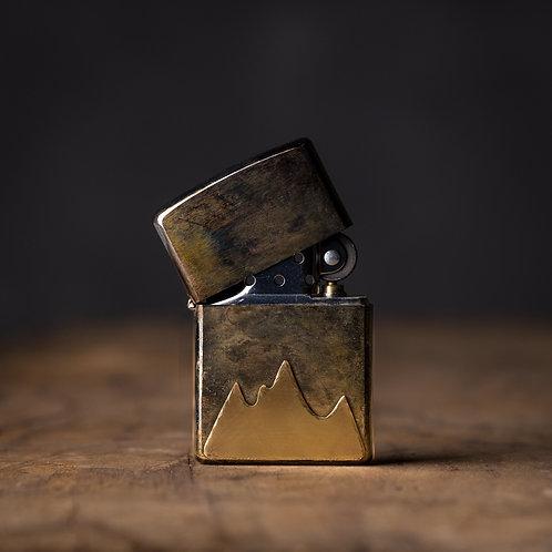 Teton Zippo Lighter