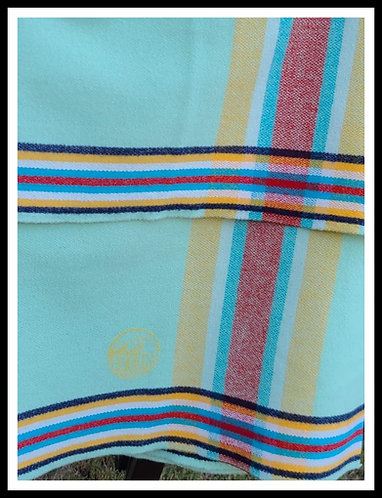 Mint 4 Way Cloth- 2 yards