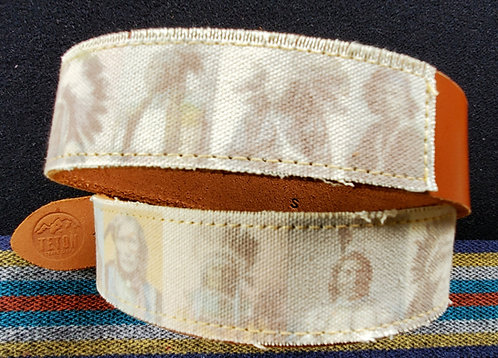 Leather Belt Designed by Steven Paul Judd