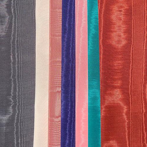 Moire Taffeta by Teton Trade Cloth