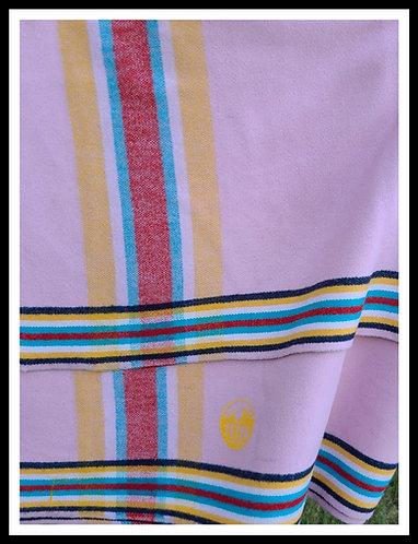 Candy Pink 4 Way Cloth- 2 yards