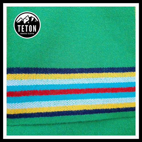 Emerald 10 Band Trade Cloth