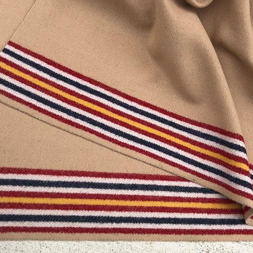 Veteran's Cloth- Sand 10 Band