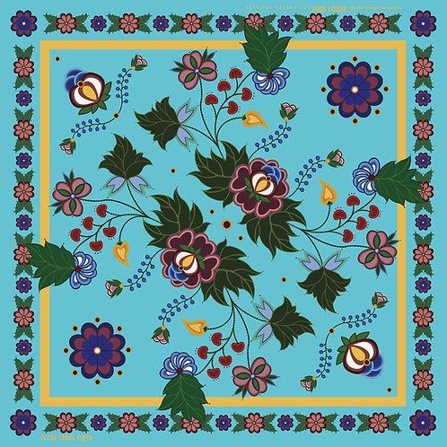 Jessica Gokey Cotton Bandanas by Teton Trade Cloth