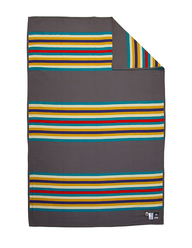 Smoke Grey Serape