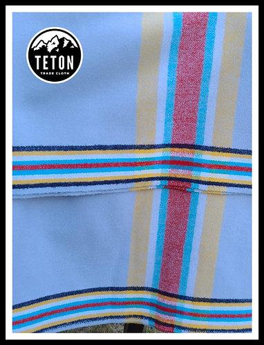Powder Blue 4 Way Cloth- 2 yards