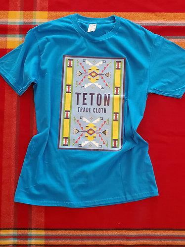 Blue Tom Haukaas 2020 Teton T Shirt