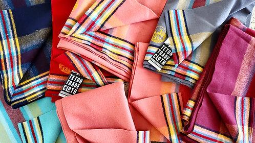 10 Band Trade Cloth Remnants