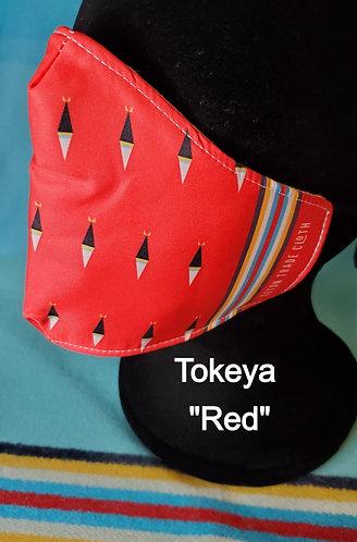 Teton Face Masks, by Tokeya Waci U