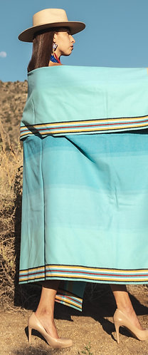 Blue Ombre- Limited Edition Trade Cloth