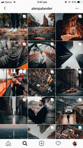 Alen Palander Lightroom Mobile Presets