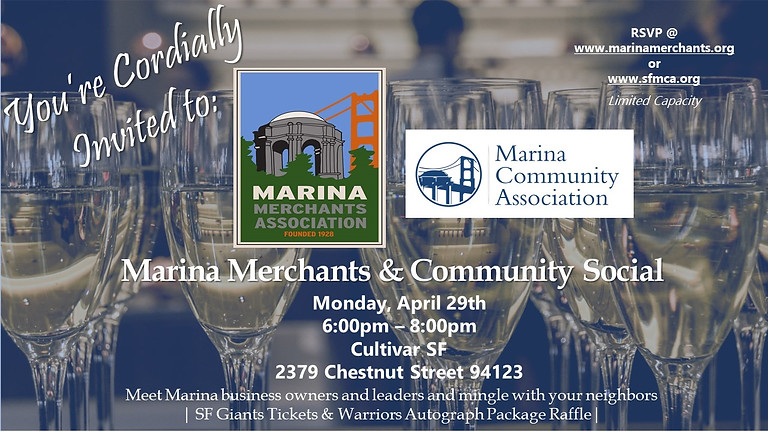 Marina Merchants & Community Social