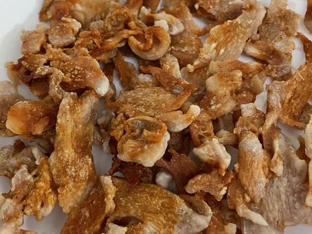 鶏胸肉チップス✨