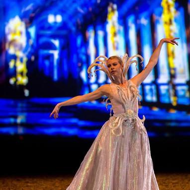 The Magic Dream Scene 10  female Dancer.