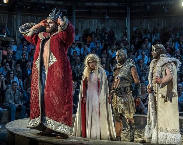 Monbijoutheater 2017 Macbeth, Macbeth, L