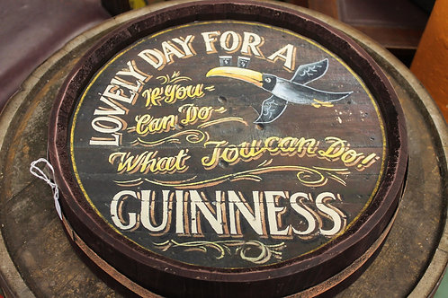 Guinness Barrell top (Reproduction)