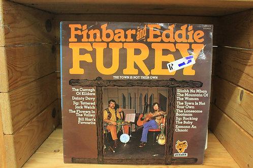 Finbarr Furey Record