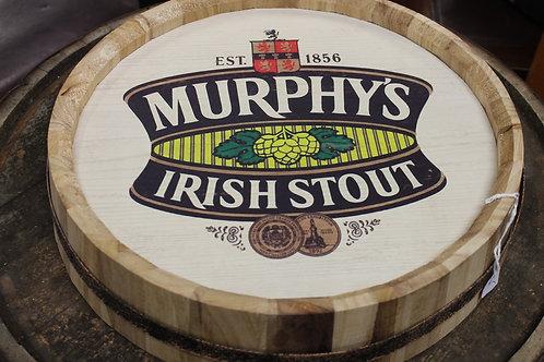 Murphy's Irish Stout Barrell (Reproduction)