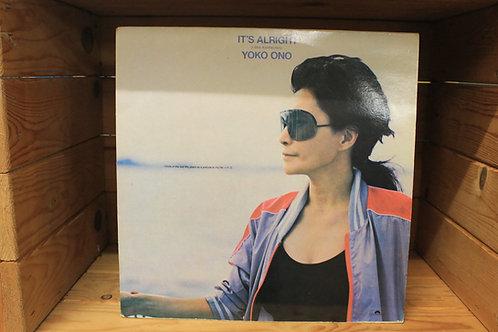 Yoko Ono (It's alright Record)
