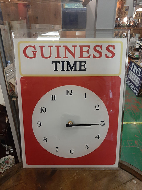 Guinness clock Reproduction