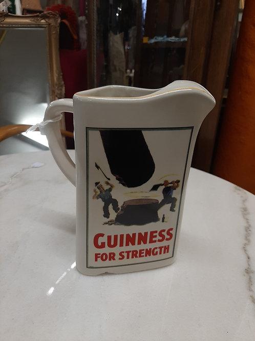 Guinness for strength jug