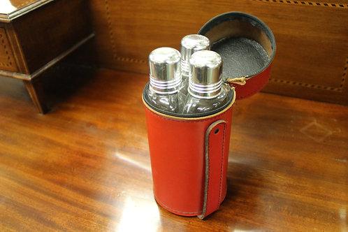 3 way hip flask (Vintage)