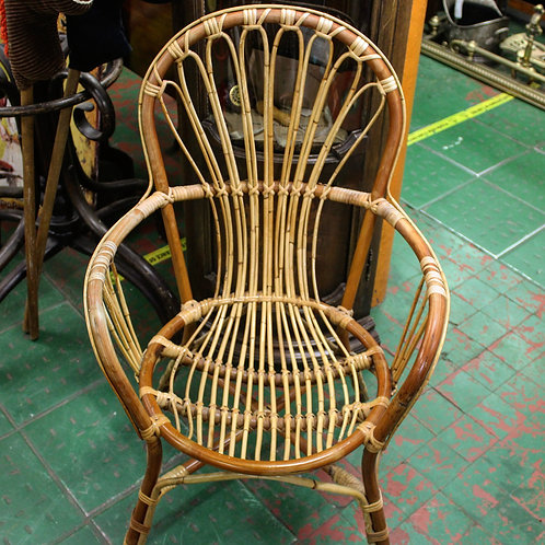 Wicker Cane Chair