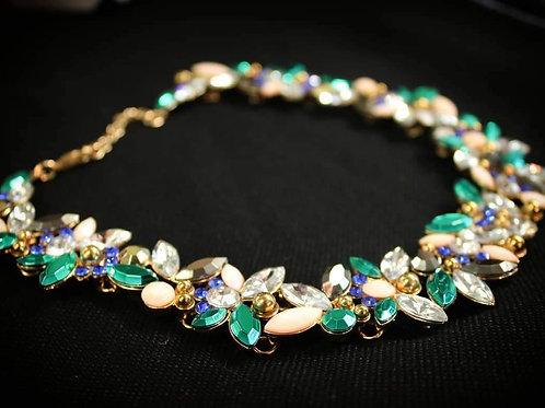 Multicolored Necklace.