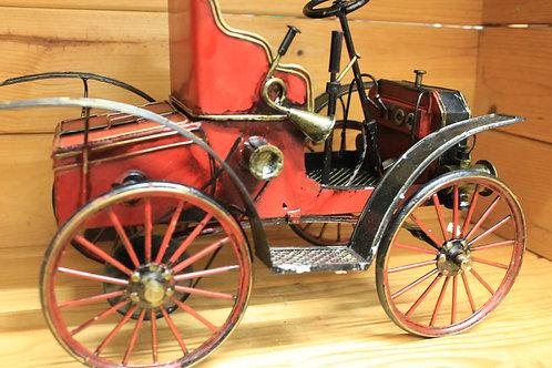 Vintage car (Replica) metal
