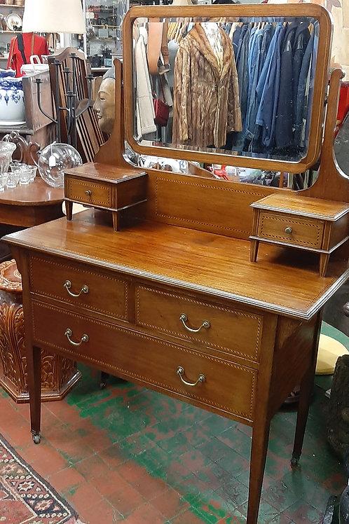 Edwardian Dressing Table.