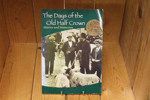 The days of the old half crown book.