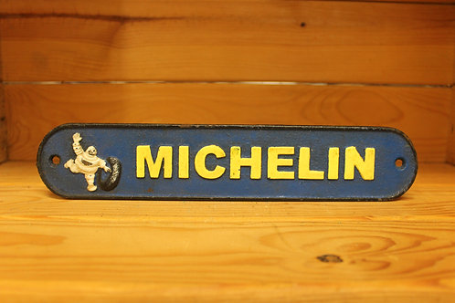 Michelin (Cast Iron Sign)
