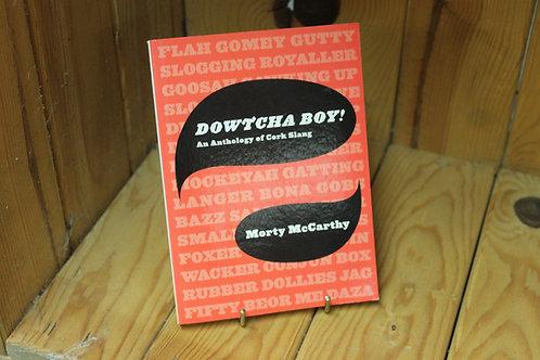Dowcha Boy book