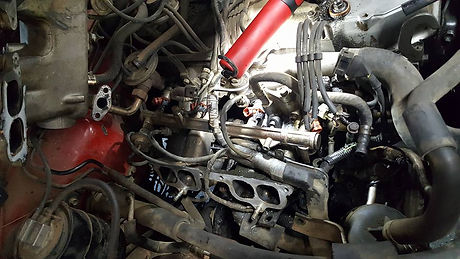 Engine Repair at Bear Mountain Automotive Repair Shop