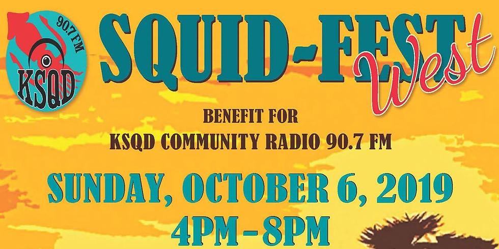 KSQD: Squid-Fest West
