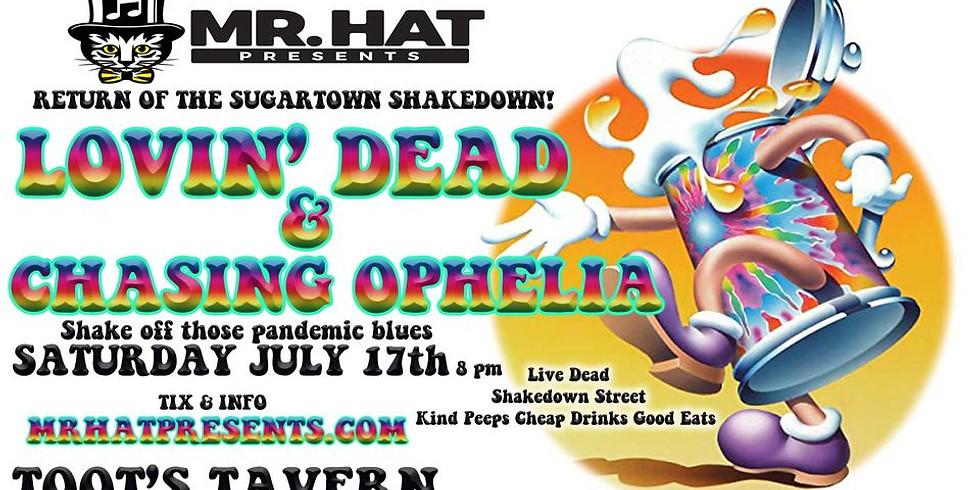 Lovin' Dead & Chasing Ophelia Sugartown Shakedown