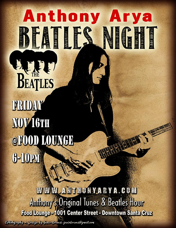 Anthony Arya - Beatles Night at the Food Lounge.jpg