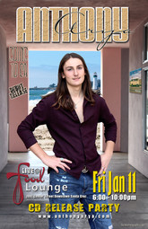 """Anthony Arya """"Going to California"""" Album Release Party at the Food Lounge"""