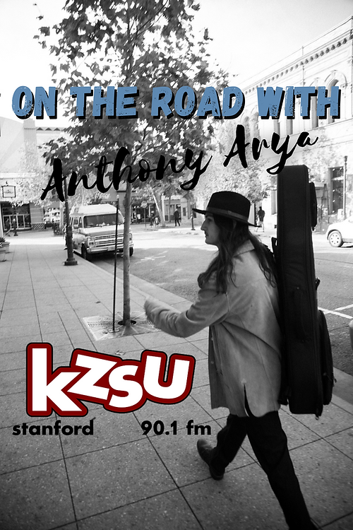 KZSU on the road promo poster.png