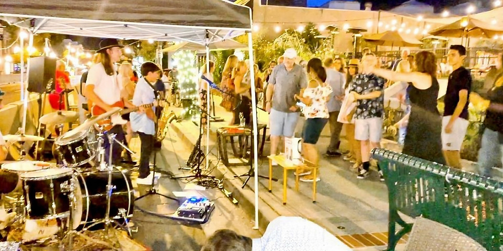 Anthony Arya Band - Live at The Palms, Los Gatos