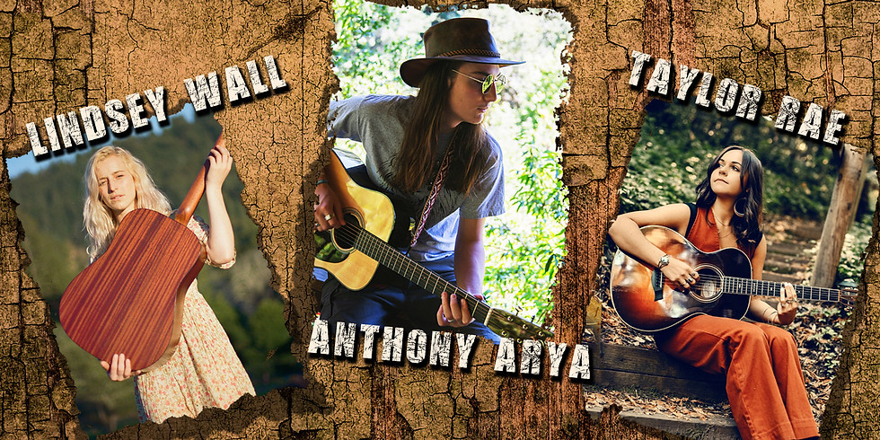 Live from Lille Aeske - Anthony Arya, Taylor Rae, & Lindsey Wall