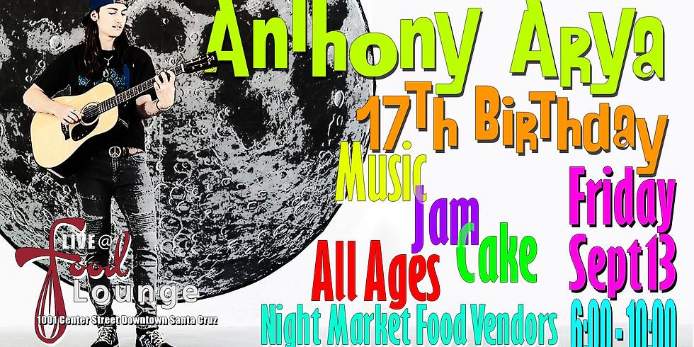 17th B-Day & Food Lounge Show