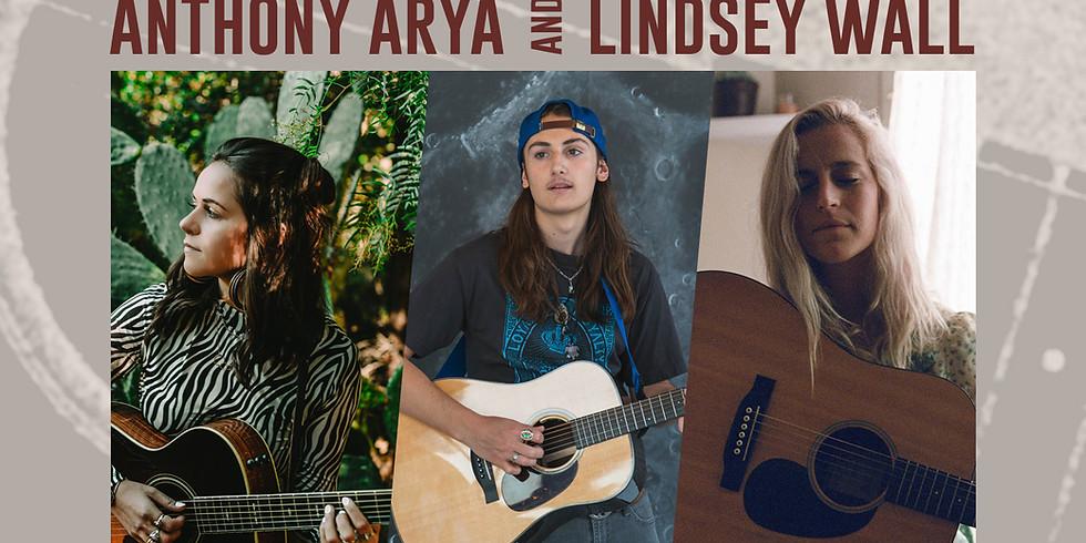 Felton Music Hall: Taylor Rae, Anthony Arya, & Lindsey Wall