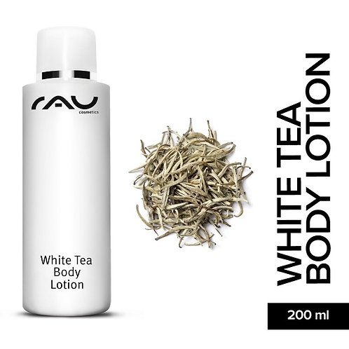 AU White Tea Body Lotion 200 ml - Reichhaltige Luxuspflege für den ganzen Körper